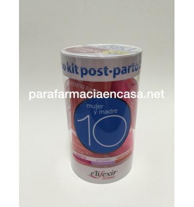 E Lifexir Dermo Kit Post- Parto 3 x 200 ml